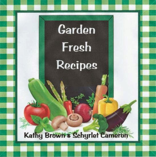 Garden Fresh Veggies Cookbook