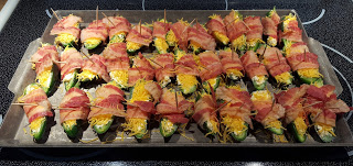 Oven Baked Jalapeno Poppers Recipe
