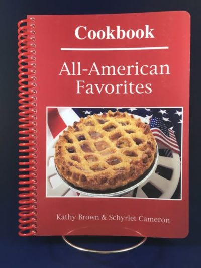 All American Favorites Cookbook