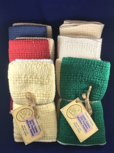 Old Fashioned Cotton Dish Towels