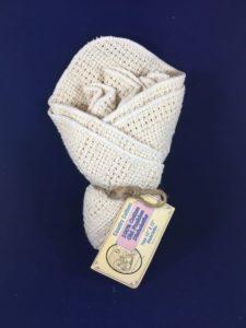 Cream Dish Cloth 4 Pack