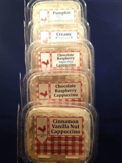 Cappuccino Mixes 2