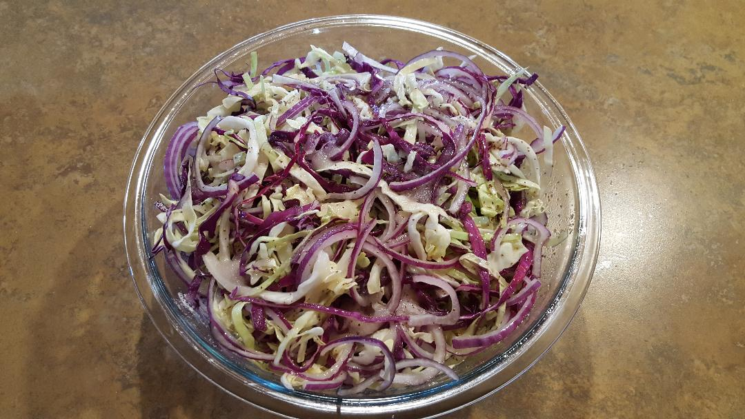 7-Day Sweet and-Sour Slaw