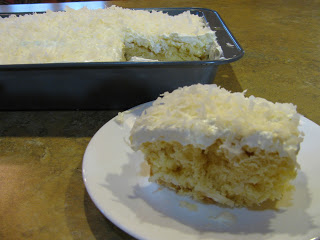 Sugar-Free Coconut Cake Recipe