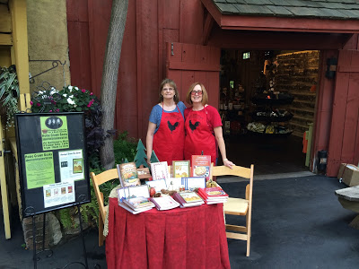 Red Rooster Cookbooks and Dry Mixes