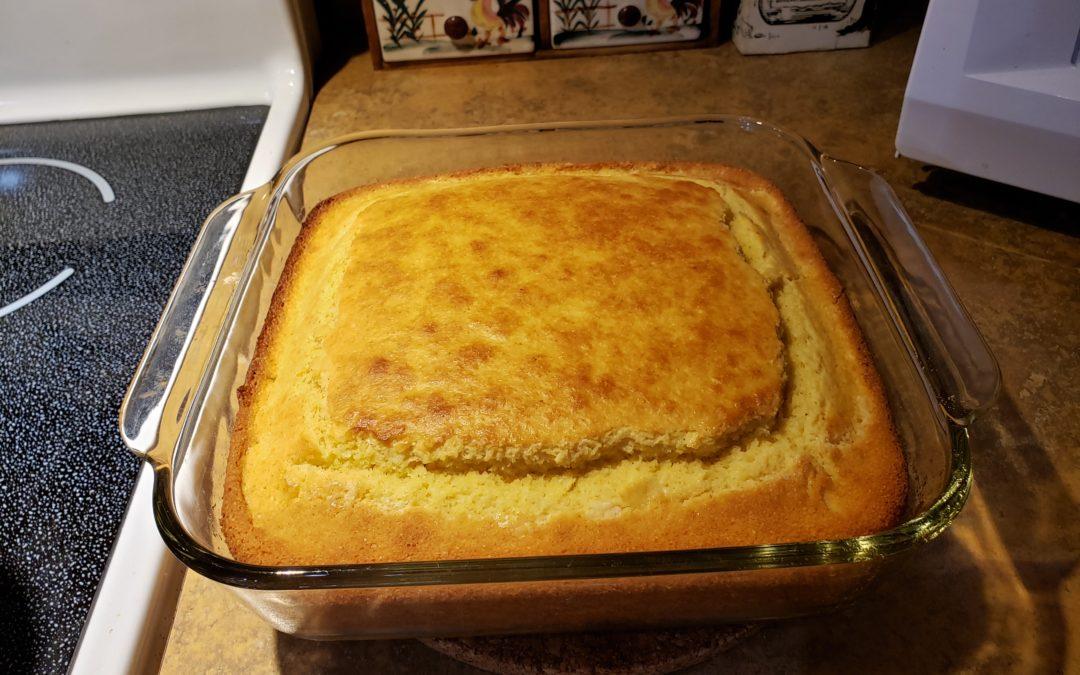 Perfect Cornbread